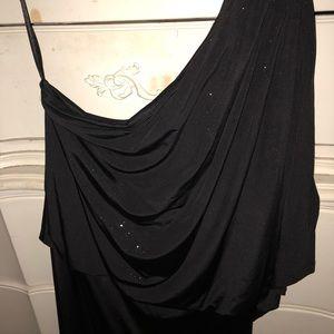 Jessica Howard Black Dress